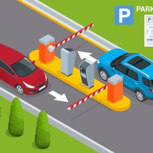 نرم افزار پارکینگ